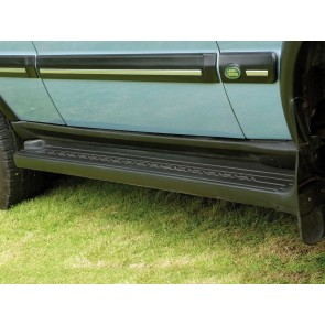 Discovery 2 Side Step Kit With Mud Flap