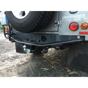 Defender 110 NAS Rear Step & Towing Bracket XA On STC50301