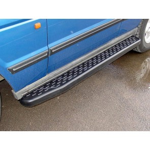 Discovery 1 / Range Rover Classic Side Step Kit With Chevron Thread STC8130AB
