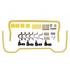 Anti Roll Bar Set - Polyurethene Bushes