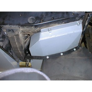 Long Ranger Auxiliary Fuel Tank - Land Rover Defender 110 92-98