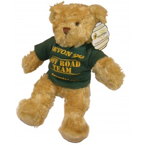 Devon 4x4 Mumbles Bracken Teddy Bear
