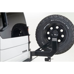 Terrafirma Discovery 3 and 4 Swing Away Wheel Carrier