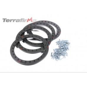 Terrafirma Alloy Beadlock Wheel Kit Anthracite Set of 4