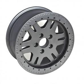 Terrafirma Alloy Beadlock Wheel 5x120 PCD Anthracite