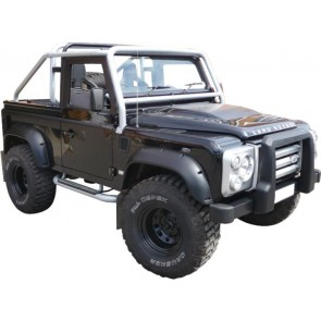 Defender Wheel Arches Extra Wide 110mm Kit - Terrafirma