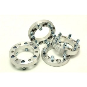 Wheel Spacers for Isuzu, Mitsubushi, Toyota (check fitment notes) - Set of 4
