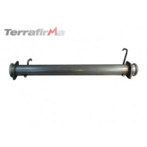 Terrafirma Silencer Replacement Pipe Defender 90 300 tdi 1994-1997