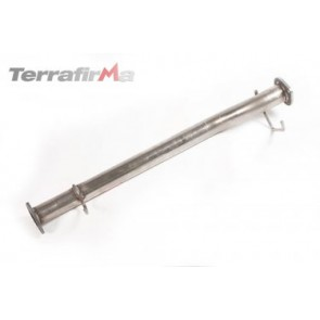 Terrafirma Silencer Replacement Pipe Discovery 2 Td5 and V8 1998-2004