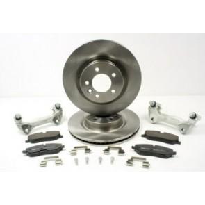 Big Brake Upgrade Pack 2 - Discovery 3, 4 & RR Sport