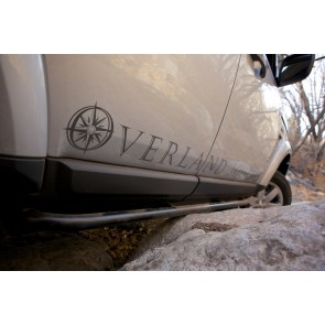 Discovery 3 Rock Sliders with Tree Bars - Terrafirma
