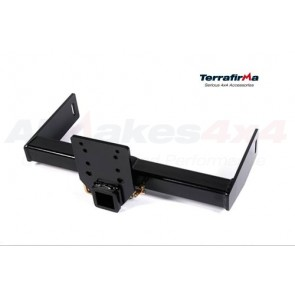 Terrafirma Rear Receiver Hitch - Defender 90 Up To 1998