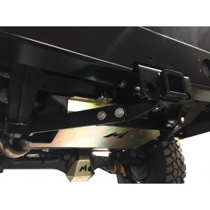 TERRAFIRMA 2in RECEIVER HITCH TF875 FITS LAND ROVER DISCOVERY 2