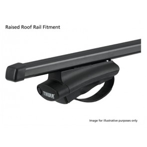 Discovery 2 / Discovery 3 / RR Evoque Roof Bars