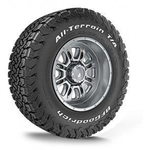 BF Goodrich All Terrain KO2 215/75R15