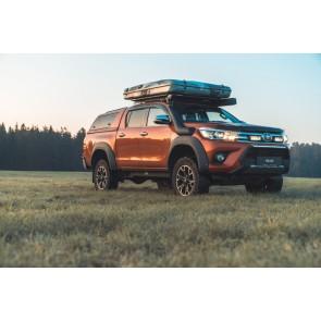 Lazer Grille Mount Kit - Toyota Hilux (2017+)