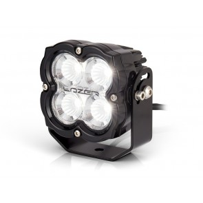 Lazer Utility-80 LED Heavy Duty Work Lamp 2nd Generation - wide mount