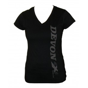 Devon 4x4 Ladies V-Neck