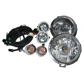 VPLDV0003 Defender SVX Headlamp Kit LHD