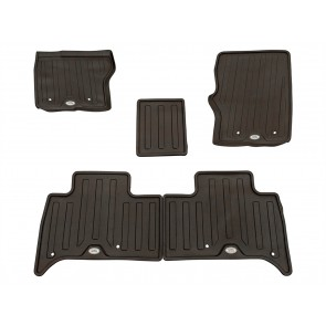 Discovery 5 LHD Espresso Rubber Over Mats VPLRS0333AAM