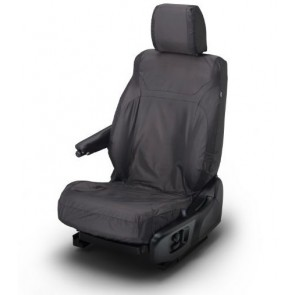 Waterproof Seat Covers - Black - Front - Discovery 5