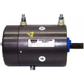 Warn Winch Motor S/P 4.5-Short