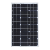 60w 12v Solar Panel with 5m Cable for Expedition, Overlanding, Caravans, Motorhomes and Boats