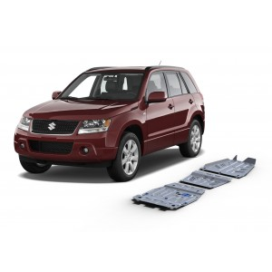 Rival - Suzuki Grand Vitara - Full Kit (3 pcs) - 4mm Alloy picture