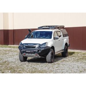 Rival - Isuzu Dmax - Front Bumper - no LED picture