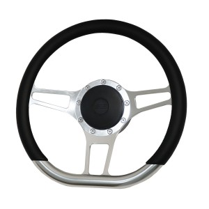 Exmoor Bedrock Steering Wheel picture