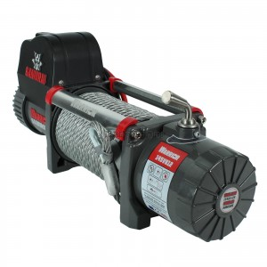 Warrior S14500 Samurai Winch with Wire Rope 12v picture