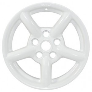 Zu alloy 8 x 16 white picture