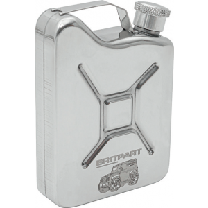 Britpart Jerry Can Hip Flask - 142ML Capacity  picture