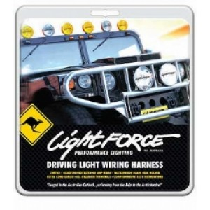 Lightforce Driving Light Wiring Loom for LED215 / Venom  picture
