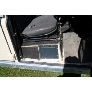 Mobile Storage Safe - Land Rover Defender picture