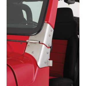 Smittybilt Windscreen Hinges - Jeep Wrangler TJ picture
