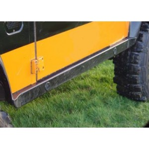 Defender 90 Rock Slider Set - Southdown picture