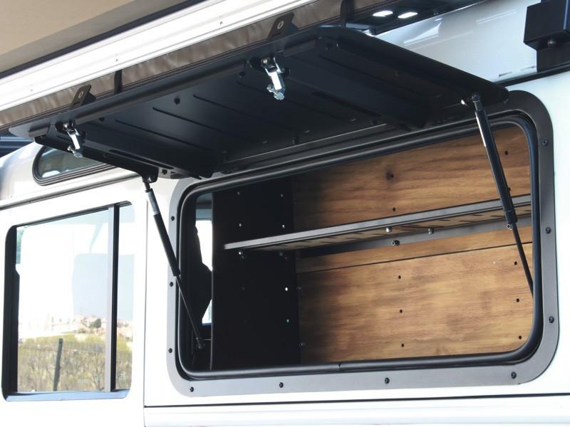 Gullwing Door Aluminium Land Rover Defender Devon