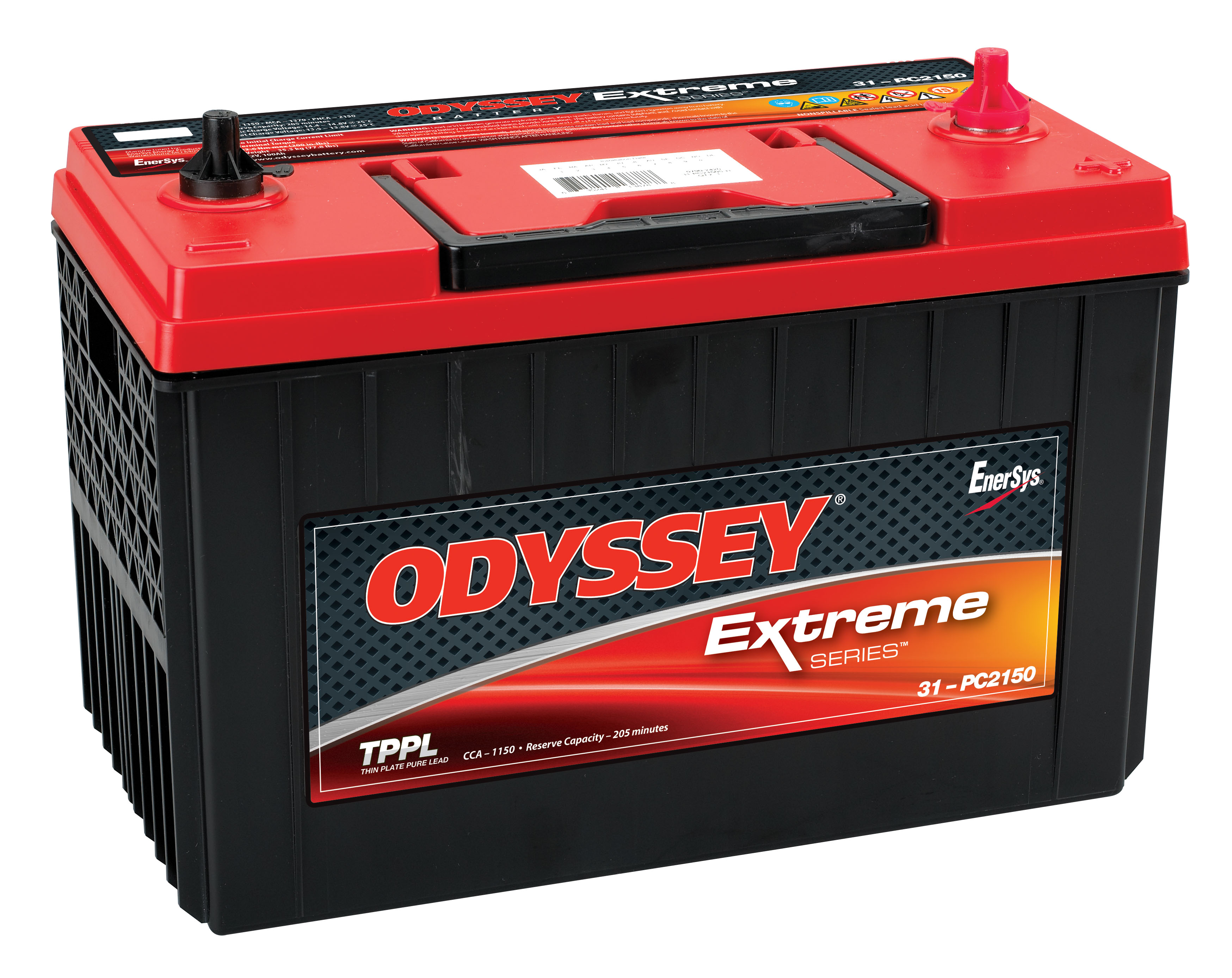 Odyssey PC2150 Battery