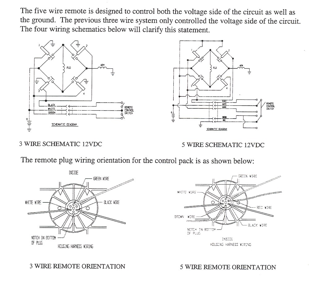 Wiring Diagrams Wireless Winch Remote Diagram Warn Red Ground